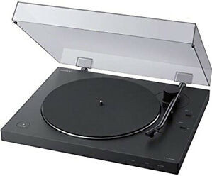 Pro Sony PS-LX310BT turntable