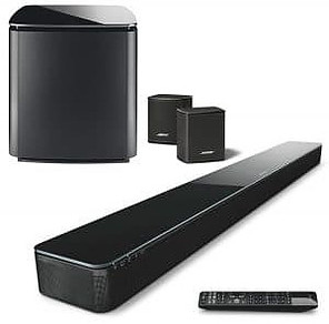 Bose 5.1 Home Theater Set
