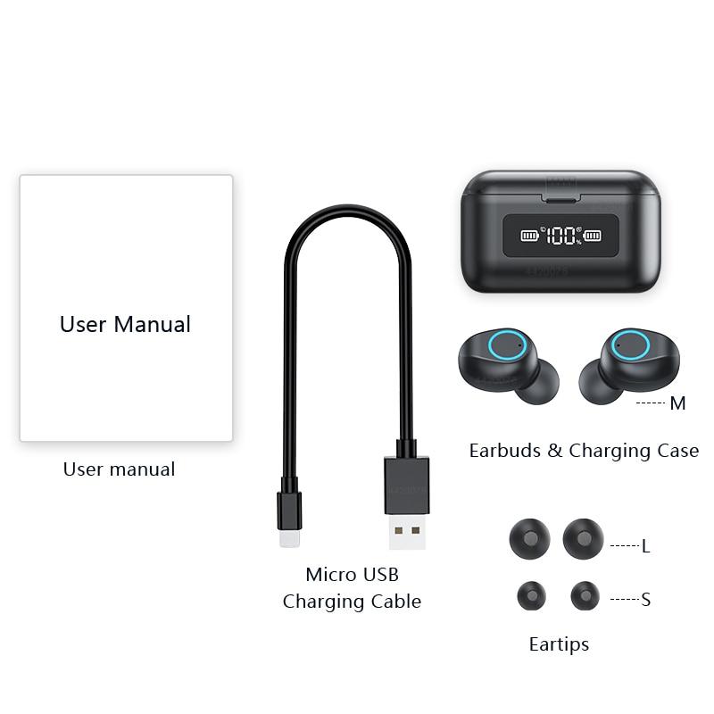 Wireless Bluetooth Earphone with Microphone