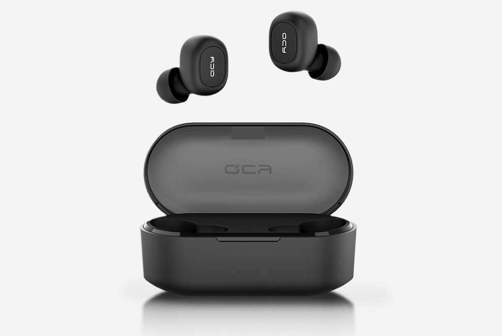 Wireless Stereo Earphones with Charging Box