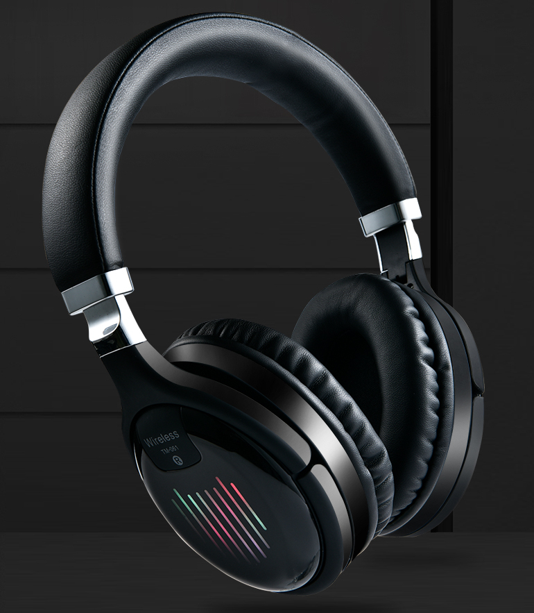 Wireless Stereo Headphones for Gamers