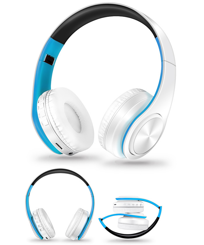 Portable Foldable Wireless Headphones