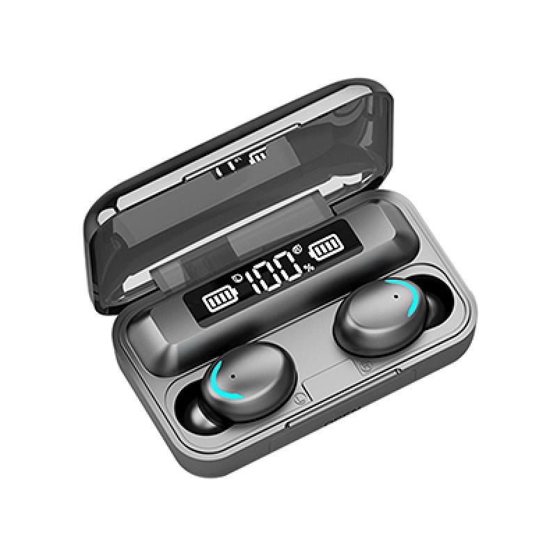 2200 mAh LED Bluetooth Headphones