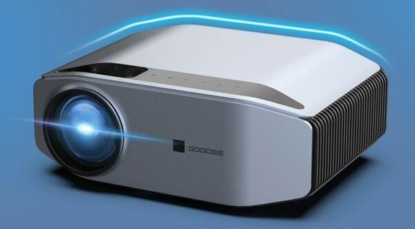 GooDee Movie Projector YG620