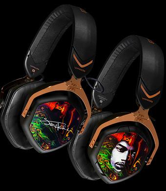 V-Moda Jimmi Hendrix Soul Headphones